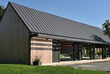 Maison hangar