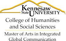 Integrated Global Communication MA  / by KSU School of Communication & Media