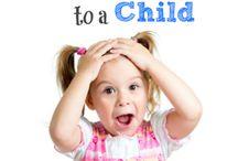 Kids / Ideas with kids/daycare inspiration