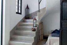 HOME ROOM Hallway