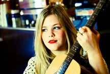 Emma Kade Music / My sister's music site. She sings and writes her own music :) Check her out!