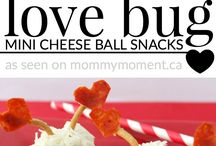 Snacks, Nosh & Munchies / All the beautiful snacks you can nosh on when you get the munchies!