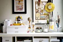 Office Ideas / by AnitaLeihulu