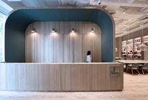 Interiors:receptions
