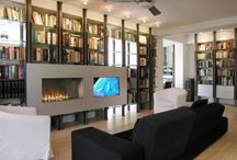 Fireplace Décor / Fireplace design ideas that will get the fire started.