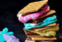 Summertime S'Mores / All Things S'mores!
