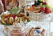 HIGH TEA / Snack Ideas