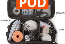 POD PACKING 101 / We show you some different ways to efficiently pack your pod for whatever your adventure is.