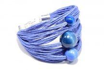 Biżuteria - Błękitna Laguna / Modne zestawienia biżuterii w tonacji niebiesko zielonej
