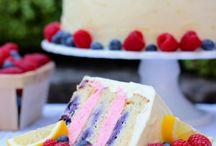 Torte e biscotti e cupcakes