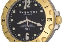 Bvlgari / Wingate's is proud to offer a selection of exclusive Bvlgari watches for men including: the Diagono, Quadrato and Rettangolo.