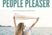 people pleasing