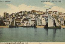 Lisboa nos Postais