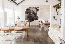 idea for restaurant interiors