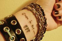 Pj tattoos