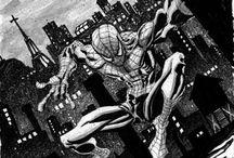 Comic Book Stuff / Comics and stuff / by Shell Harris