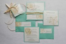 Stationery / Your event stationery - from Save the Dates through Thank You Notes - sets the tone for your event.  Be as creative as you'd like!