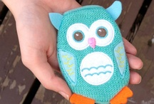 Owl hand warme