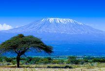 Afrika / Az afrikai régió képei.