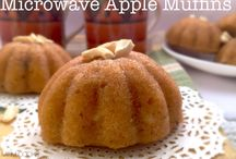 Microwave baking / So quick yet so yum!