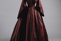 Mid-19th Century Day dresses / by Barbara Corry