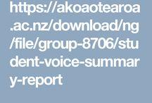 Domain 4 Artefacts - Classroom Ecologies