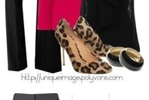 Work outfit ideas / by Jessie Fletcher