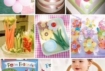 Bday ideas for Olivia / by Robin Tessier-Pothier