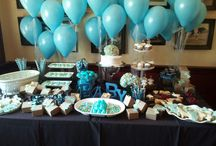 babe shower / by Stephanie Torres