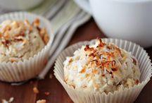 Coconut muffin / Cake
