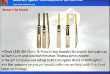 GM Cricket Bats
