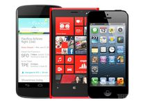 Smart Phone / A smartphone is a mobile phone built on a mobile operating system, with more advanced computing capability and connectivity than a feature phone. The first smartphones combined the functions of a personal digital assistant (PDA) with a mobile phone.
