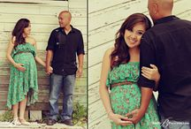 Pregnancy poses for photography