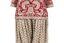 salwar kameez et autres tenues