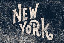 new york / by Carla Bonnet