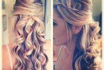 Wedding Hair and Nails