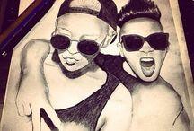 Kpop Drawings