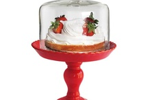 My Cake Plate Obsession