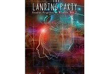 Book 3 - The Landing Party // Pleiadian Perspective on Ascension / Book 3 - The Landing Party // Pleiadian Perspective on Ascension // PART I - Pleiadian/Arcturian Alliance  PART II - Galactic/Earth Alliance  PART III - Multiple Realities  PART IV - A Beacon of Love  PART V-  Reunions  PART VI - Releasing Time  PART VII - Return to Earth  PART VII – The Twelfth Floor  PART VIII – Letting Go www.multidimensions.com #ascension #Arcturians #Pleiadians