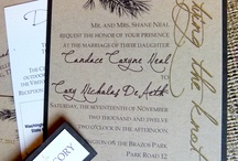 Einladung/ Dankeskarte