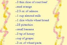 Calorie/diets (bathing suit time)