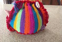 Liz Sullivan / Wooley crafts