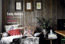 Modern Rustic - The Book / by Emily Henson