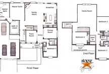 Floor Plans / by Elizabeth Flamm