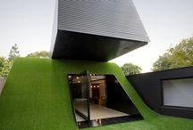 Brilliant buildings / by Ralph Wheeler-Holes