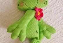 sapinho verde