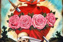 Dia de los Muertos / by Hanne Adelman