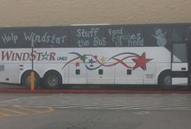 Windstar Gives Back / Helping out the community and all those in it!