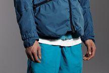 SS17 men's outerwear