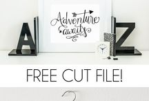 Silhouette Free Cut Files